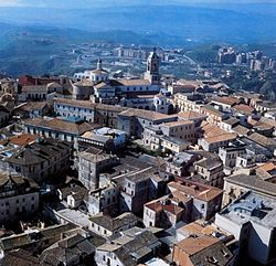 Panorama di Catanzaro