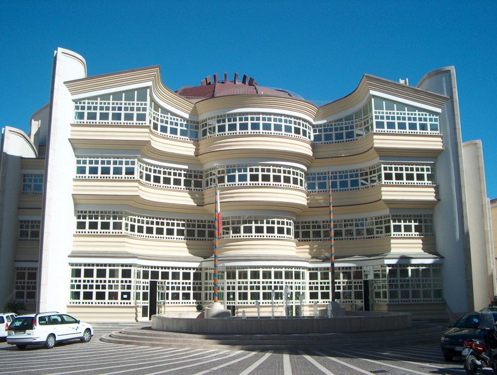 Teatro Politeama a Catanzaro