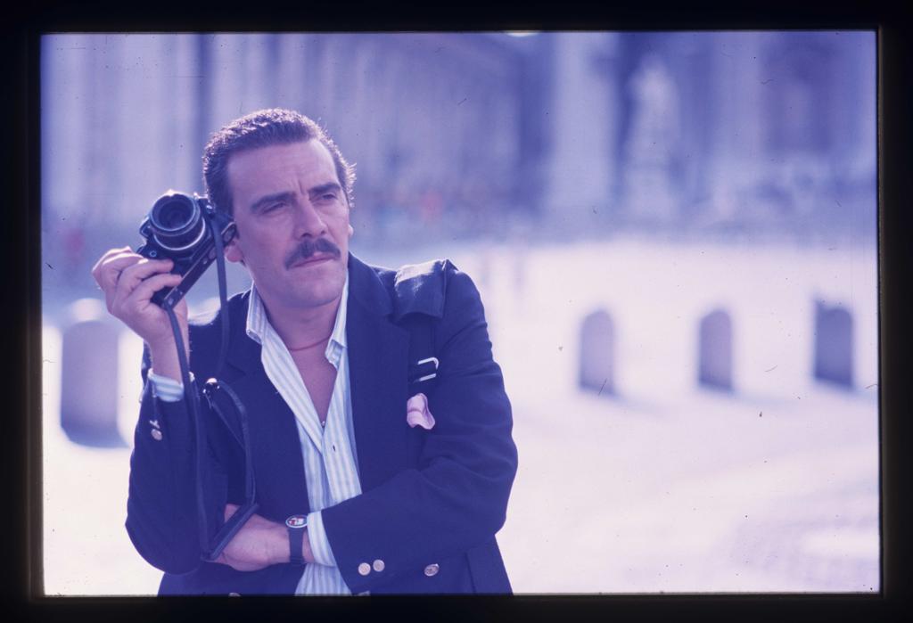 Rino Barillari, il più famoso paparazzo italiano