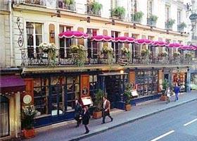 Il café Procope a Parigi