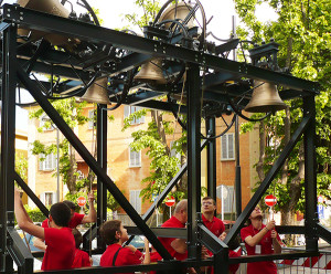 Cmpanari al raduno di Casalecchio di Reno