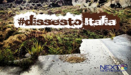 L'Italia frana, più di seimila comuni a rischio dissesto idrogeologico (C1-C2)