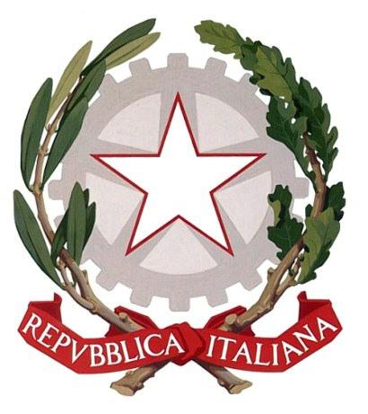 L'emblema della Repubblica Italiana