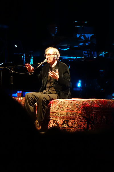 Franco Battiato in concerto a Madrid