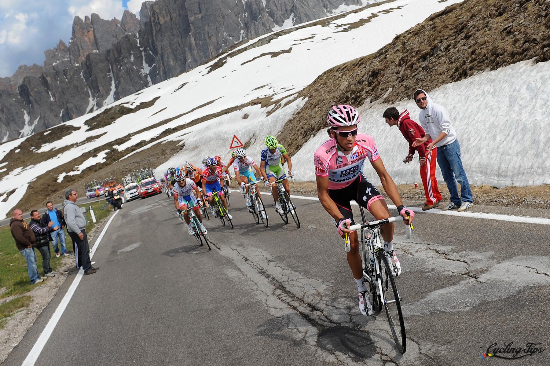 Al via il 98esimo Giro d'Italia. Storia, lessico e curiosità (B2-C1)
