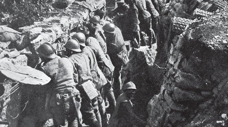 Prima guerra mondiale. Cento anni fa l'Italia entrava nel conflitto (B2-C1)