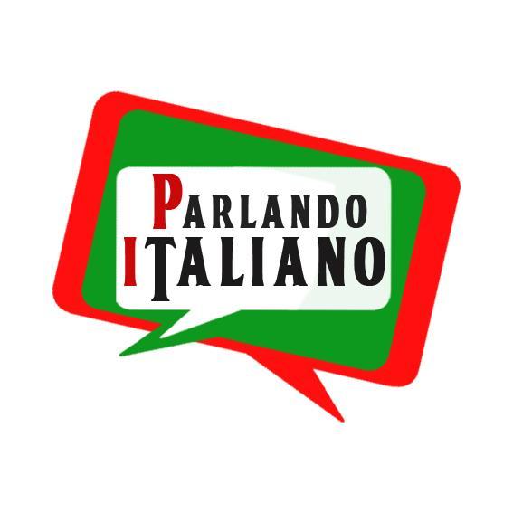 logo parlando italiano