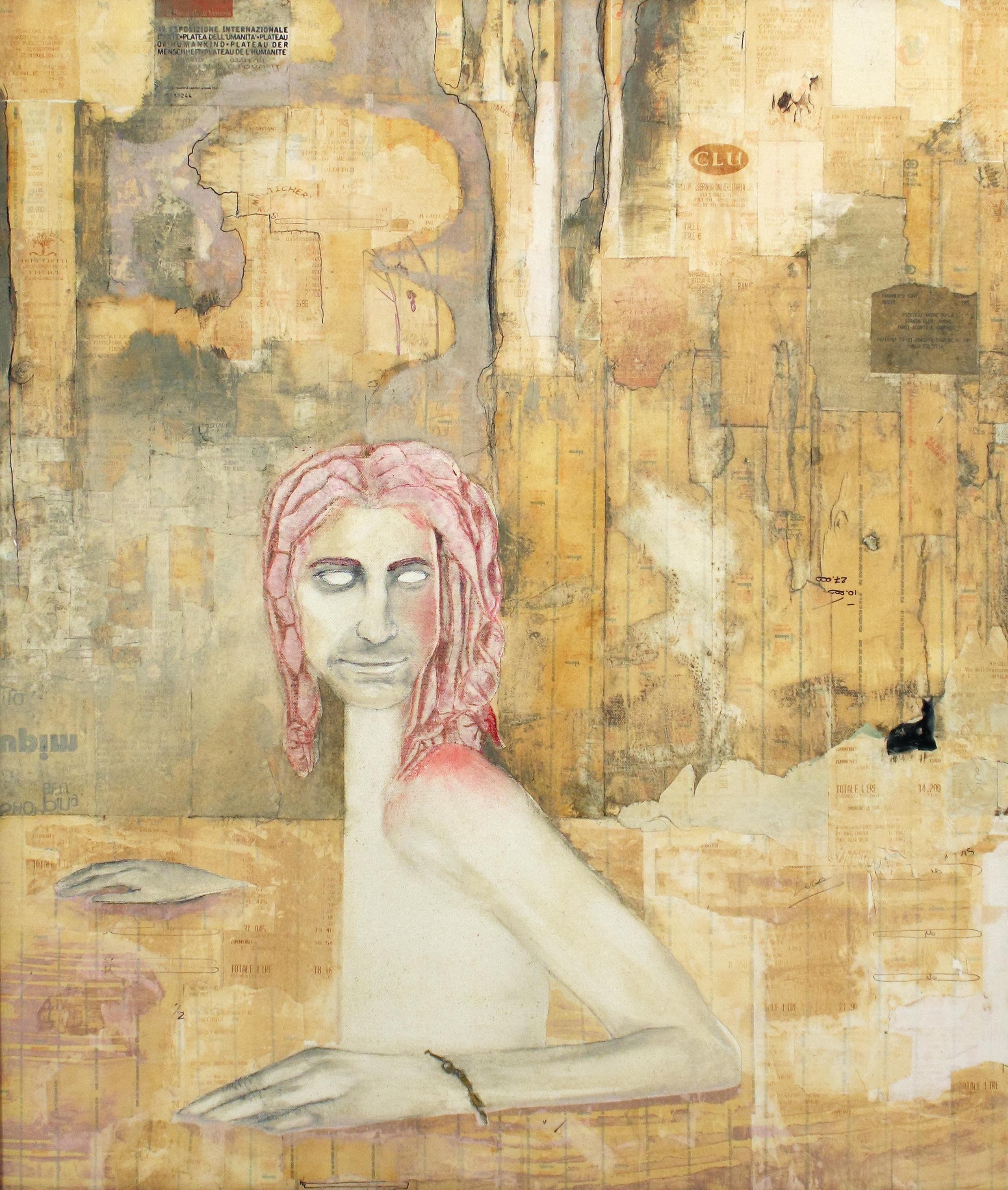 Autoritratto di Luca Viapiana