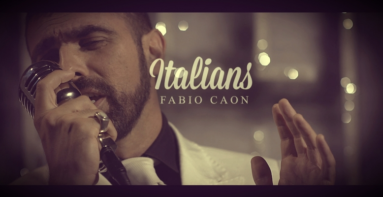 La copertina del disco Italians