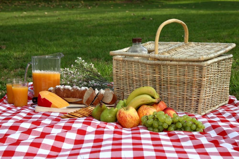 Il cesto del picnic