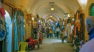 I mercati di Aleppo