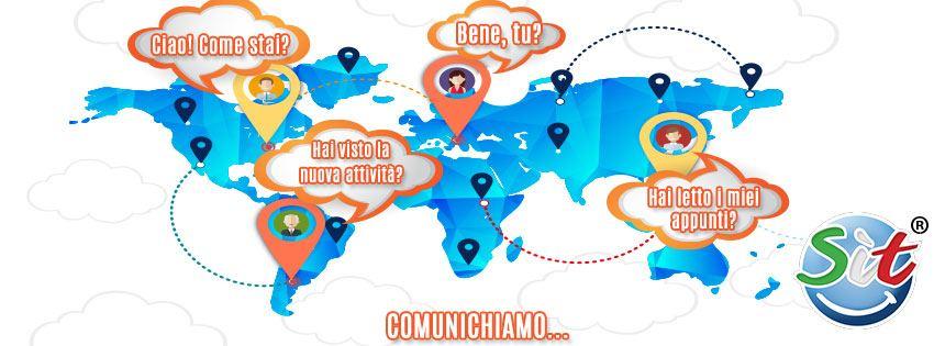 Si Italiano, un social network per studenti e insegnanti (C1-C2)