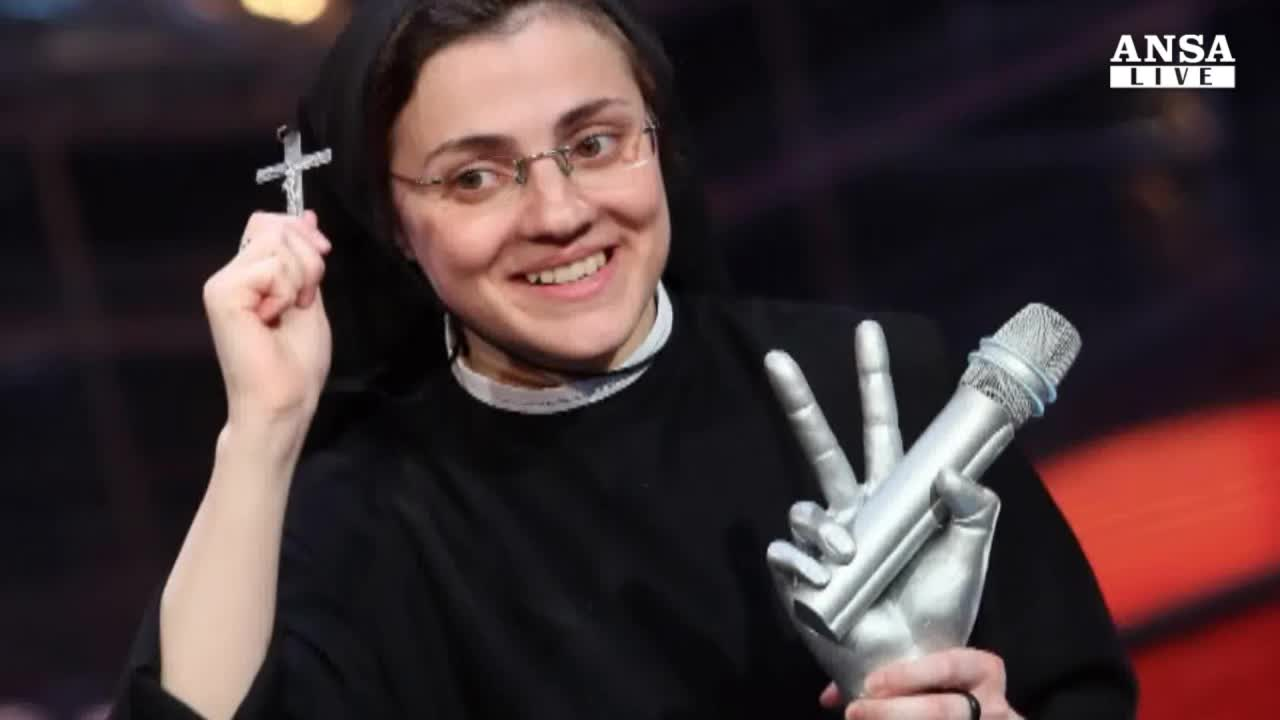La vittoria di suor Cristina a The voice of Italy