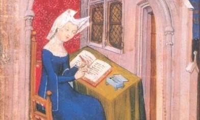 La prima scrittrice europea era italiana e femminista (B1-B2)