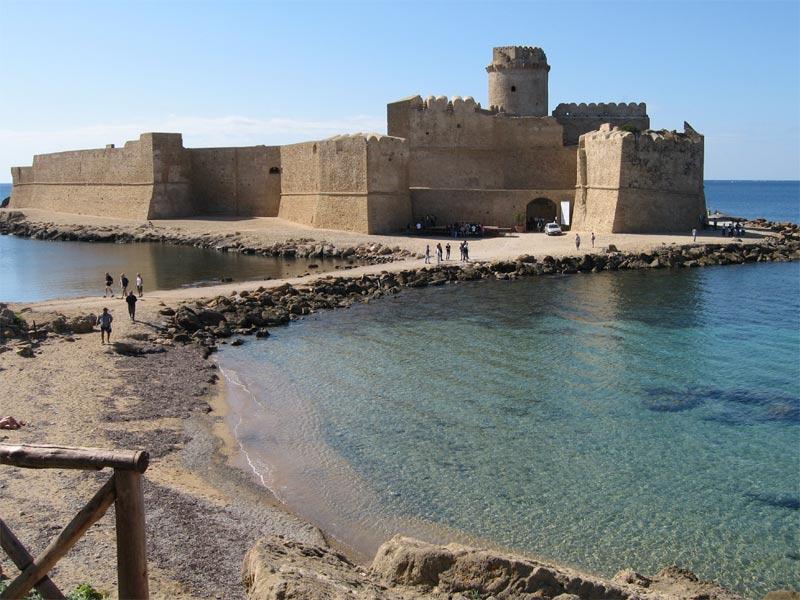 """""""Calabria, un pezzo di paradiso sulla terra""""  (C1-C2)"""