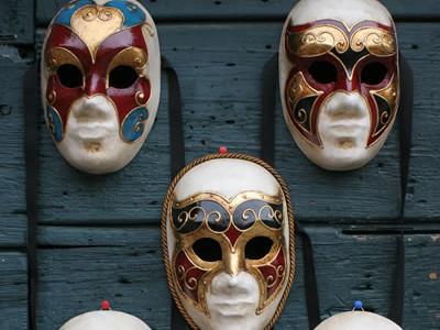 Venezia, i segreti delle maschere tradizionali (B2-C1)