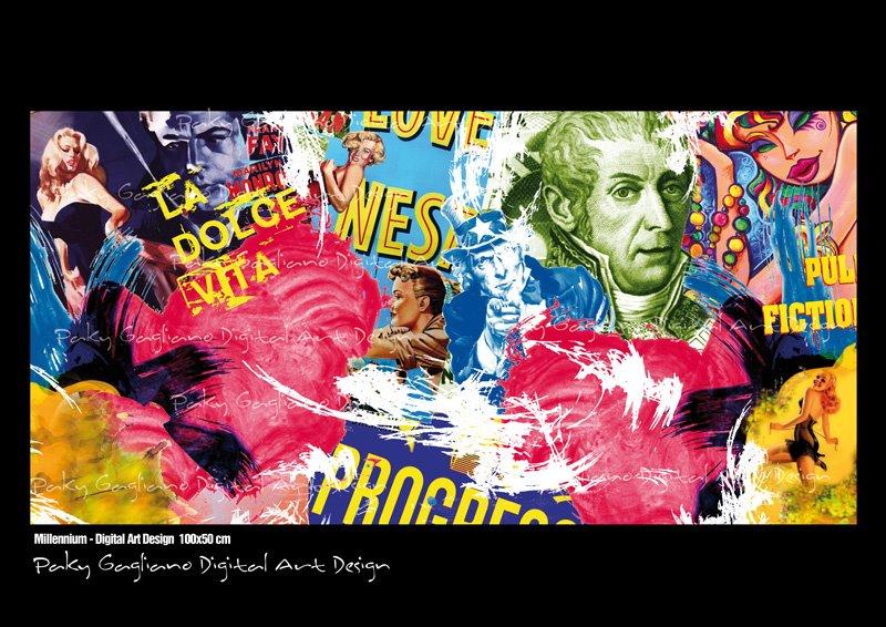 Dal viaggio all'arte digitale, l'esperienza artistica di Paky Gagliano (B2-C1)
