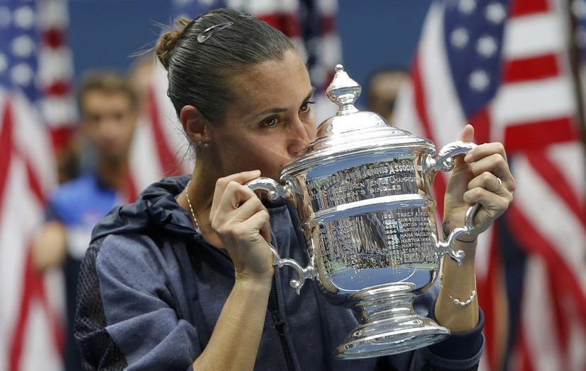Finale da favola per la regina del tennis italiano a New York (B2 -C1)