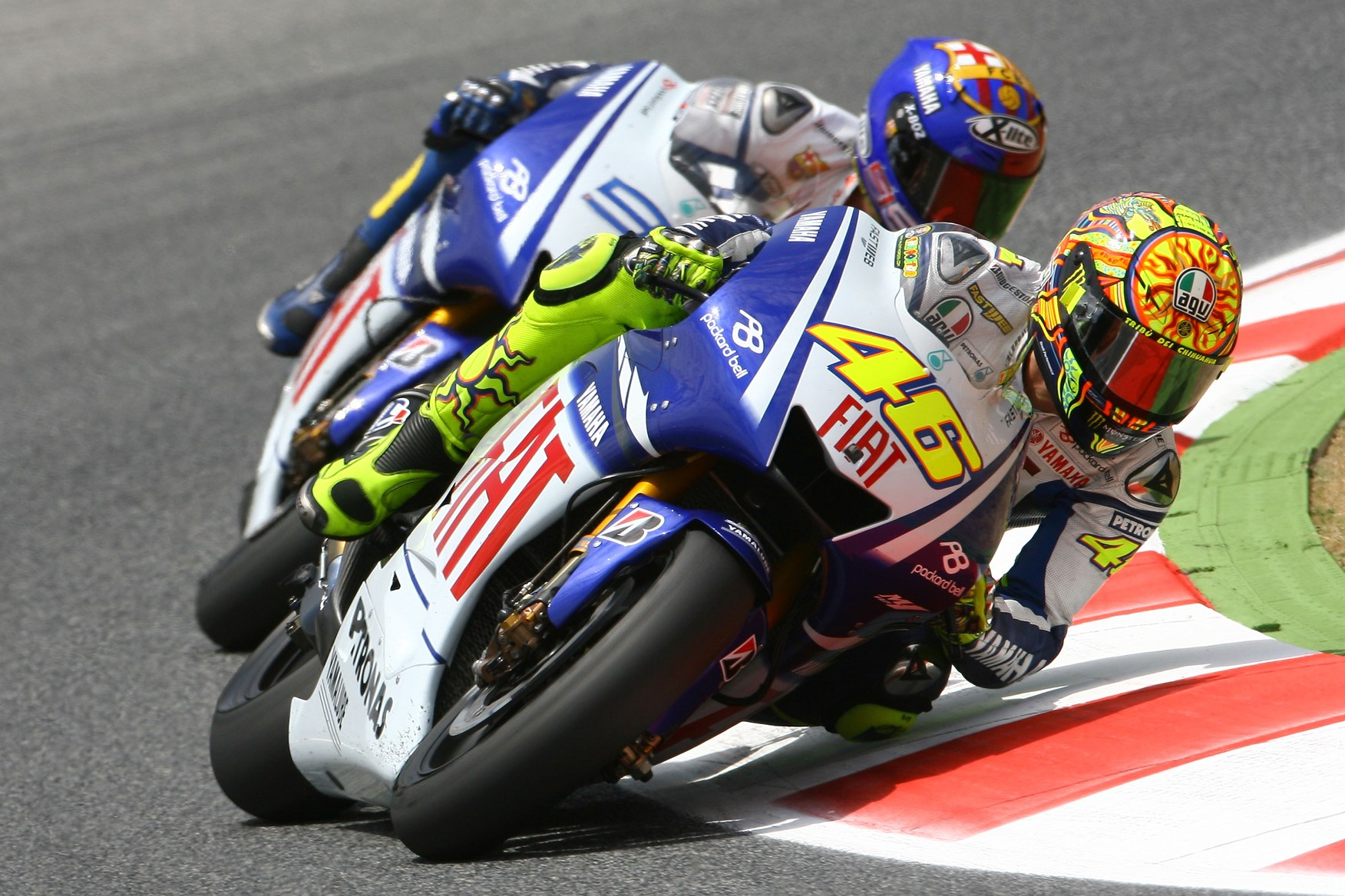 """Rossi, Lorenzo e la coppa """"opaca"""" del moto mondiale (C1- C2)"""